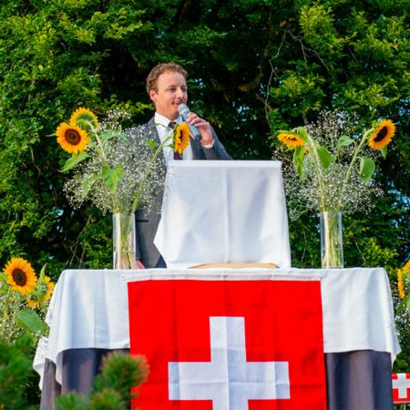 Nationalfeiertag im Seminar- & Wellnesshotel Stoos