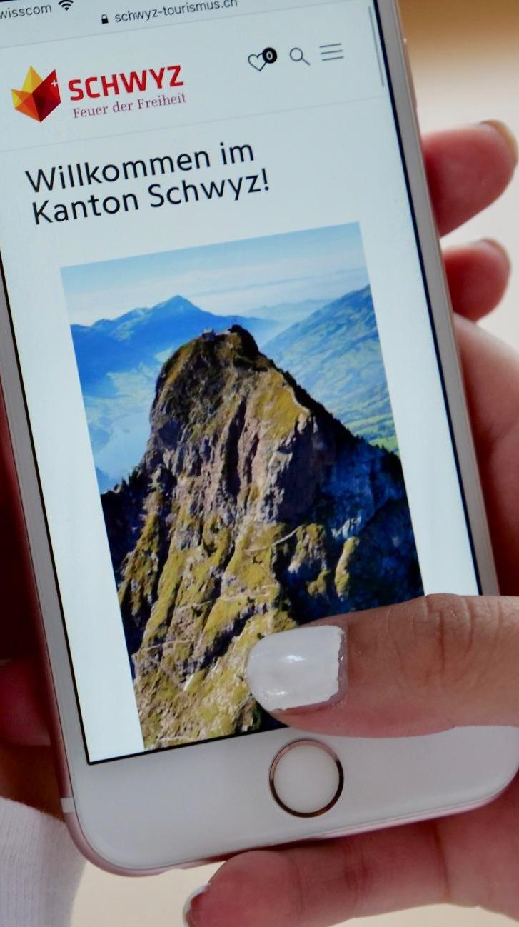 E-FIT SCHWYZ: Digitalisierung der Schwyzer Tourismus- und Gastronomiebranche