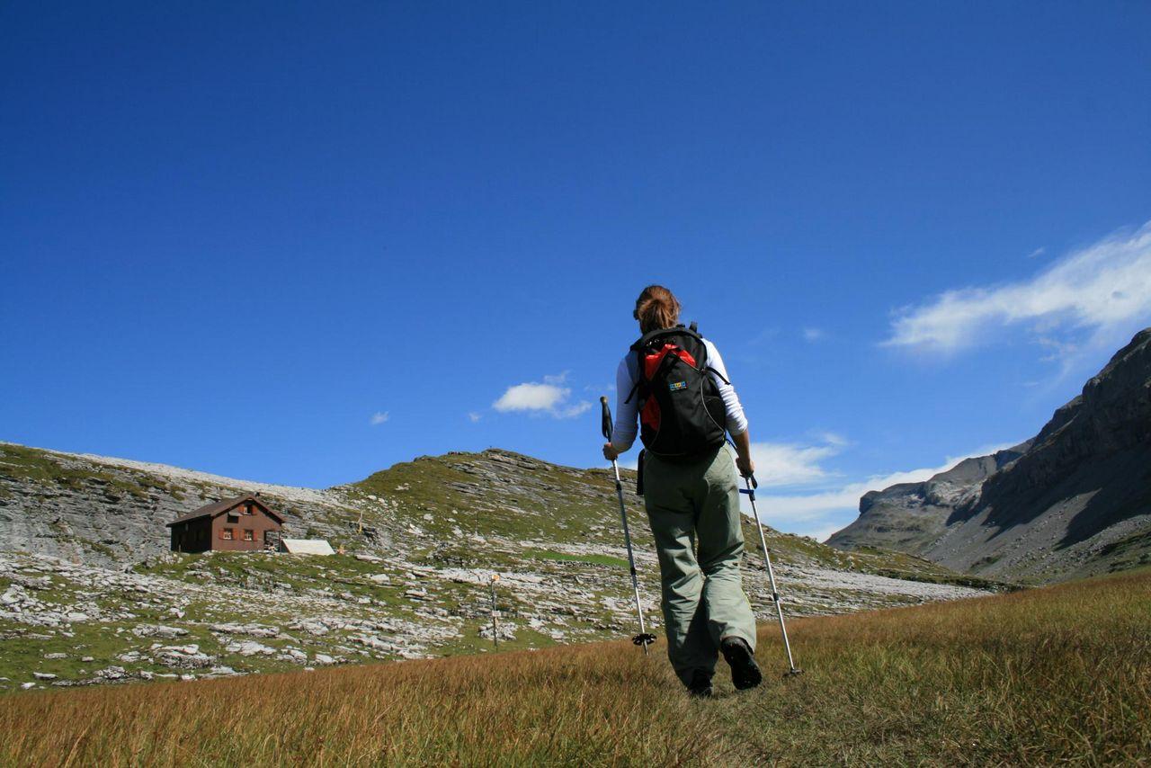Glattalp Erlebniswelt Muotathal Wandern