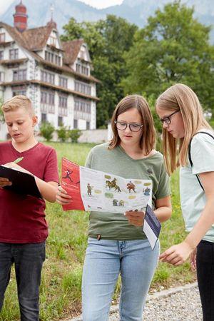 History Run Schwyz