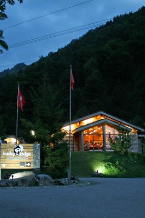 Hüttenhotel Husky-Lodge - Muotathal