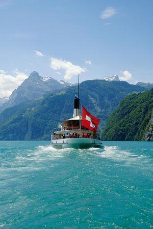 Schifffahrt Vierwaldstättersee