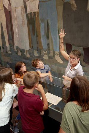 NMG 9.3 & NMG 9.4 - Bundesbriefmuseum Schwyz