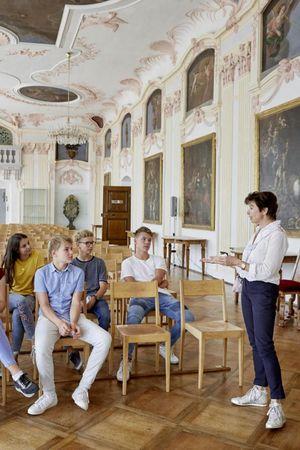 NMG 9.3 & NMG 9.4 - Kloster Einsiedeln