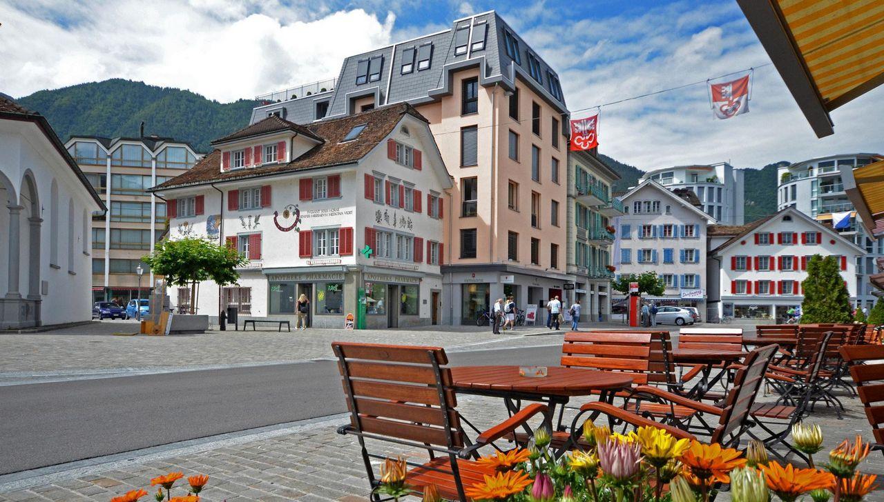 Swiss Knife Valley VISITOR CENTER - Aussenansicht