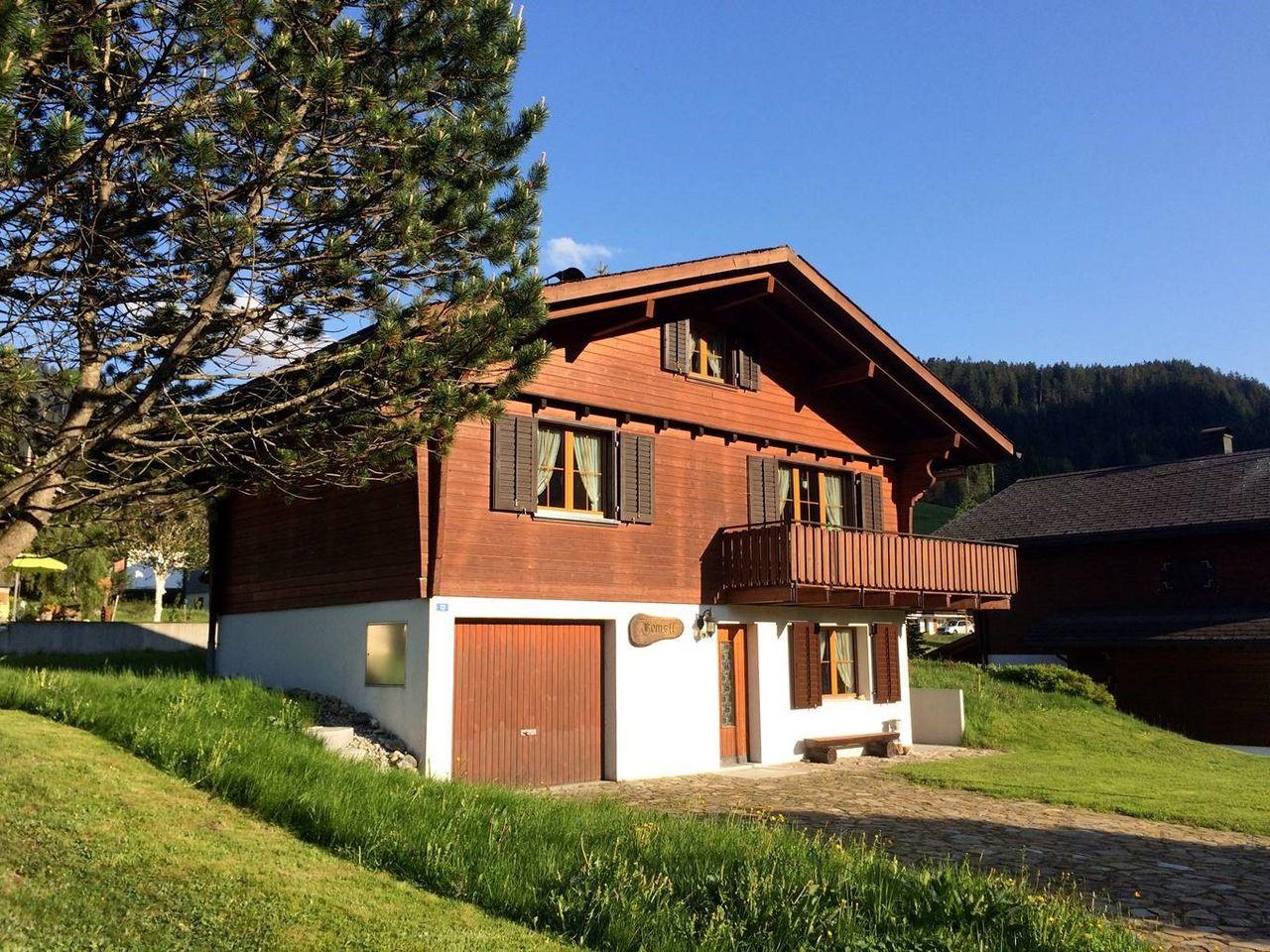 Chalet Gemsli - Brunni-Alpthal