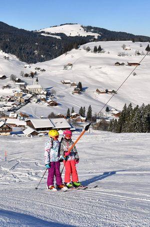 Skilifte Roggen und St. Johannesberg – Oberiberg