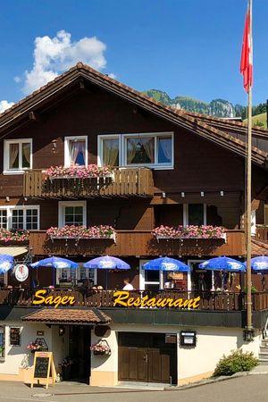 Restaurant Sager - Oberiberg