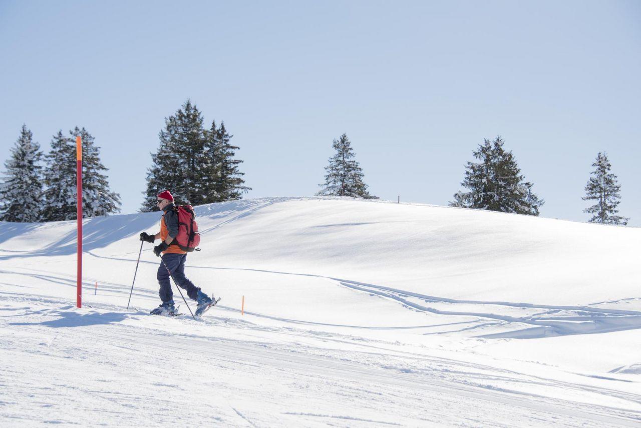 Winterwanderungen Rothenthurm