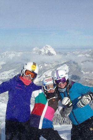 Die Skistars von morgen