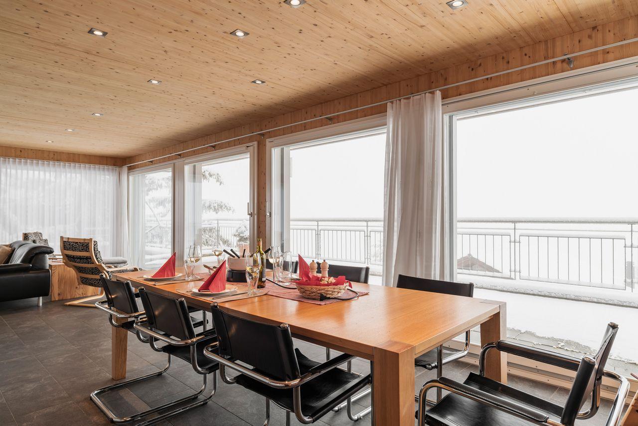 Ferienwohnung mit Seesicht - Sattel-Hochstuckli