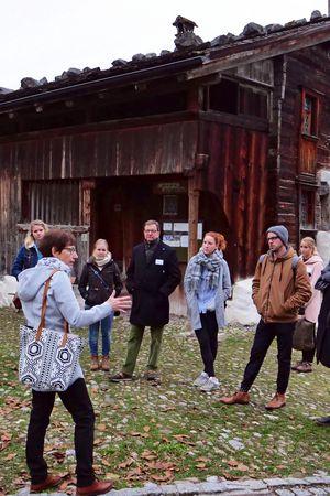 Ortsführung – Historisches Schwyz