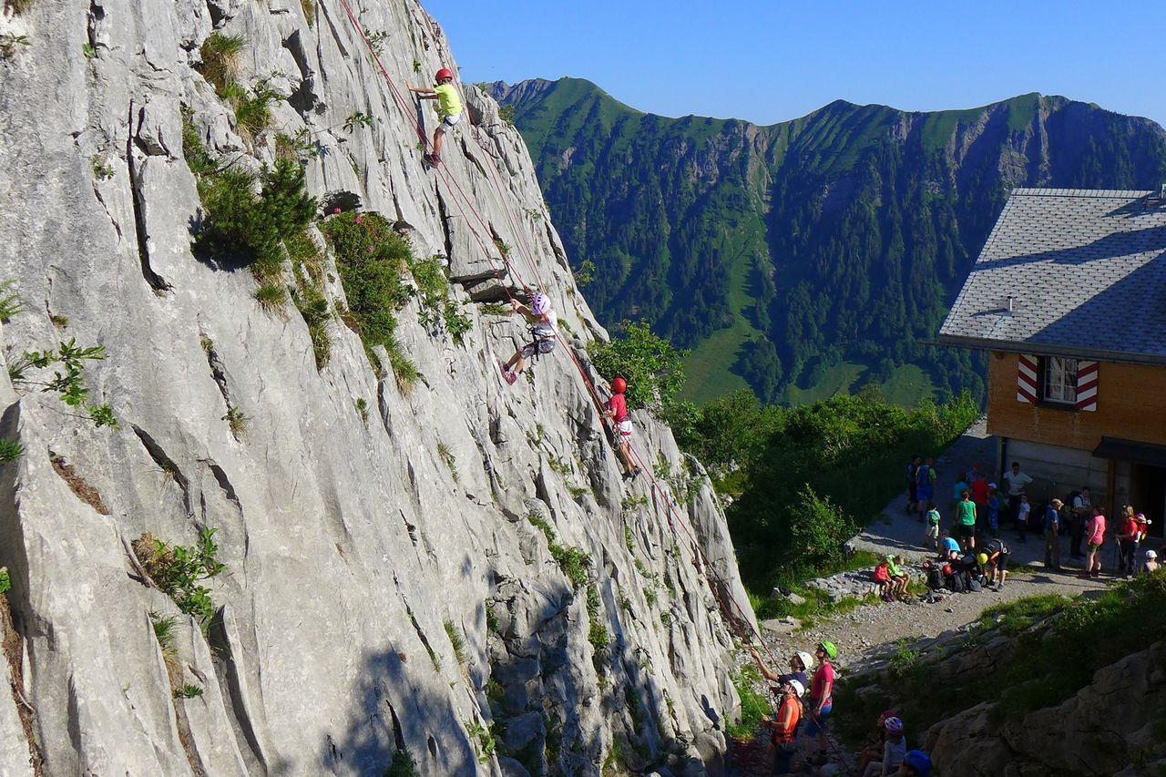 WanderWunder Schwyz: Riemenstalden Lidernen