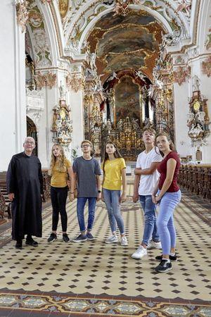 Leben im Kloster - Kloster Einsiedeln