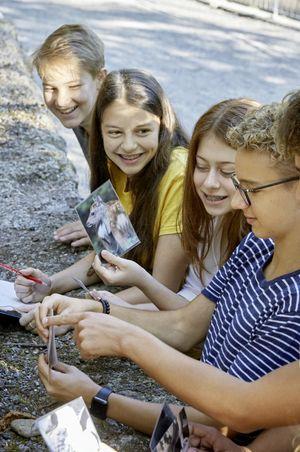 Foto-Rallye - Natur- und Tierpark Goldau