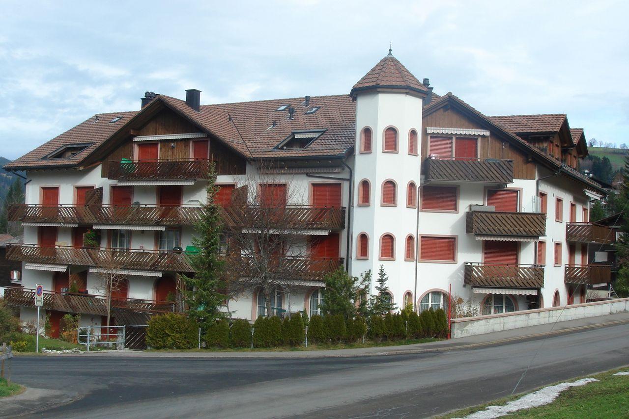 Roggenstock, Fam. Gisler - Oberiberg