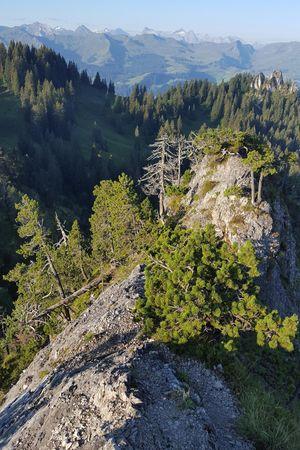 Klettergarten Chli Schijen und Gross Schijen – Oberiberg
