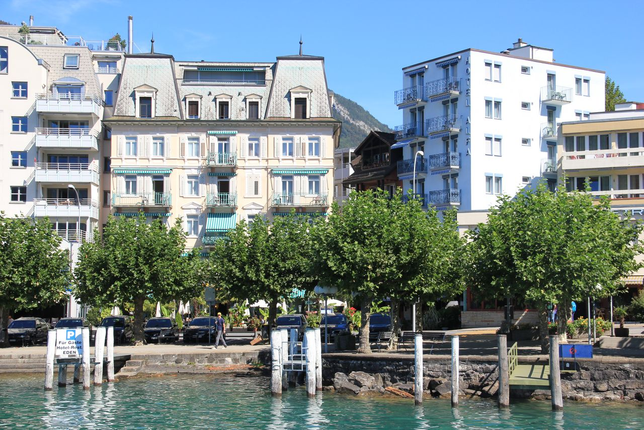 Hotel Schmid & Alfa (Appartemente) - Brunnen