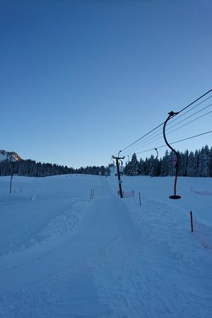 Skilift Sattelegg – Willerzell