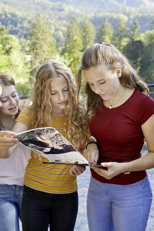 Lernpfad - Natur- und Tierpark Goldau