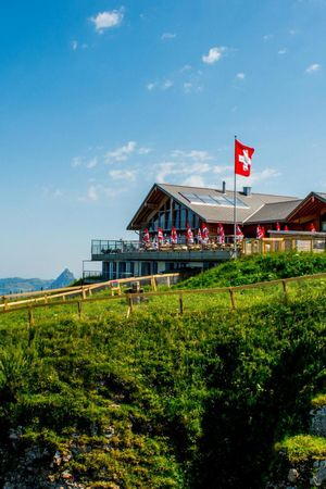 Gipfelrestaurant Fronalpstock - Stoos