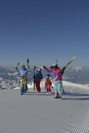 Winterparadies Sattel-Hochstuckli