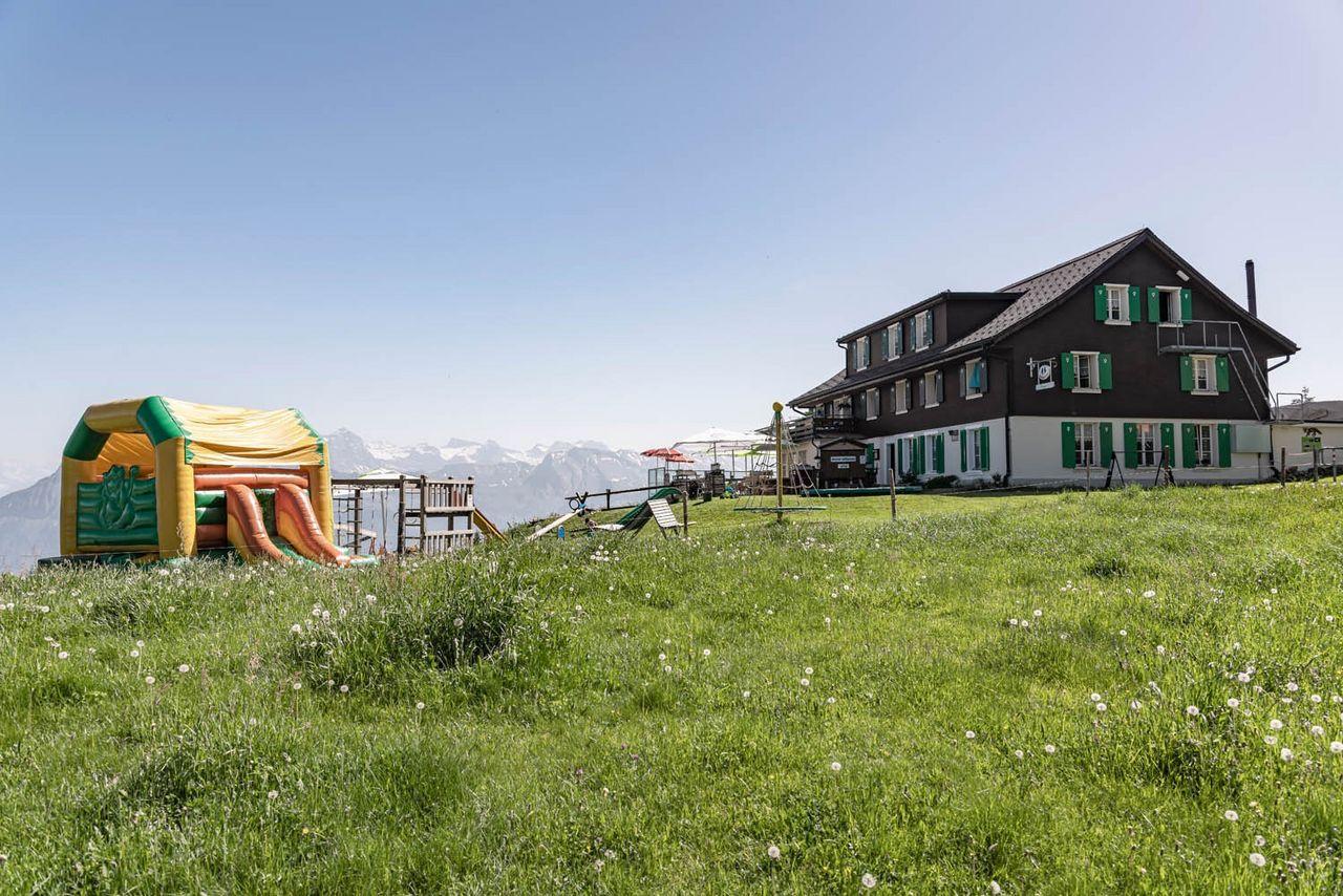 WanderWunder Schwyz: Rigi Burggeist