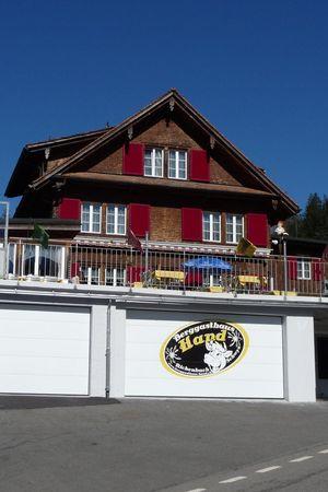 Berggasthaus Hand - Ibergeregg