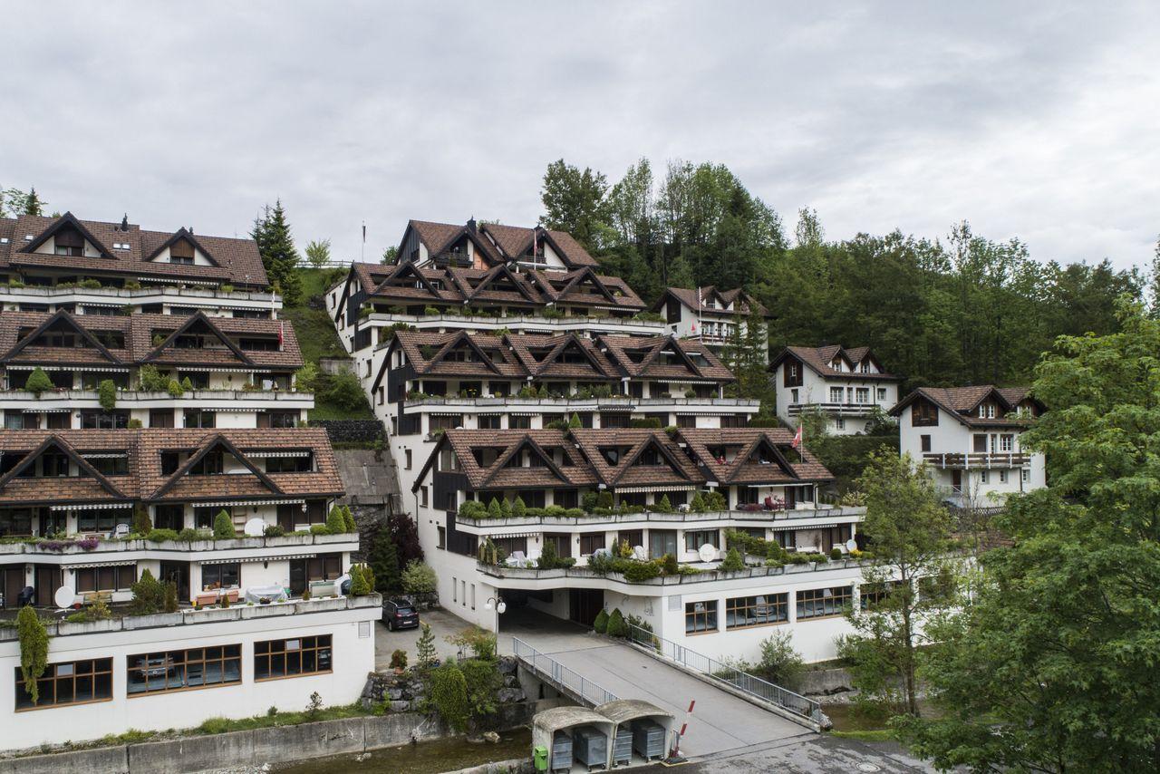 Brächen I - Oberiberg, Ybrig