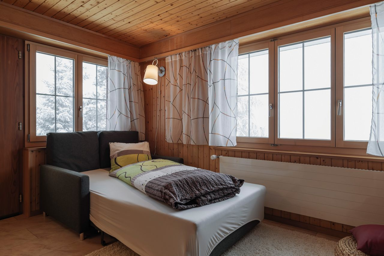 Ferienwohnung Sunnehöckli - Sattel-Hochstuckli, (Sattel). 2.5 Zimmer-Wohnung