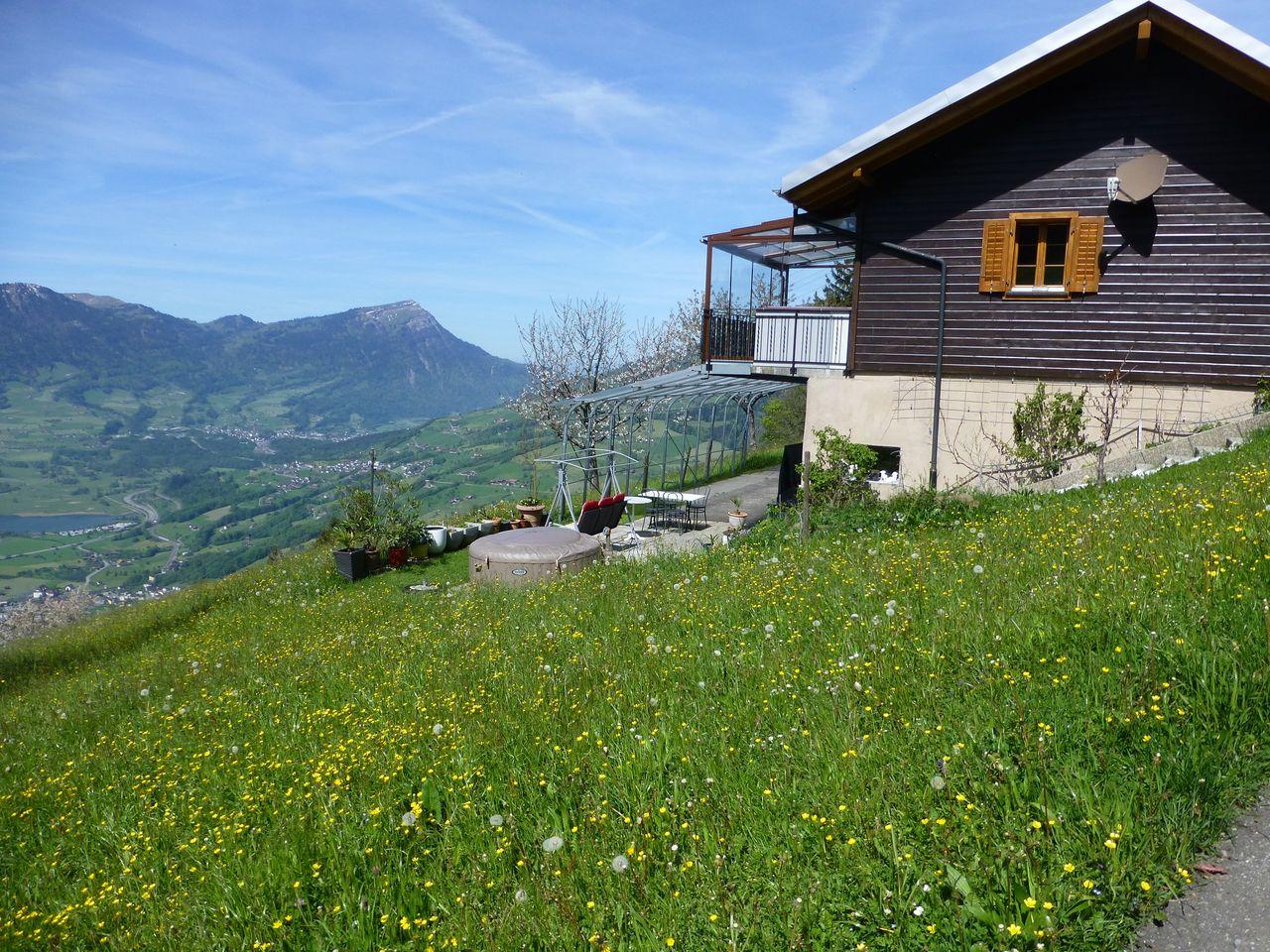 Ferienwohnung Chalet Engelstock - Schwyz