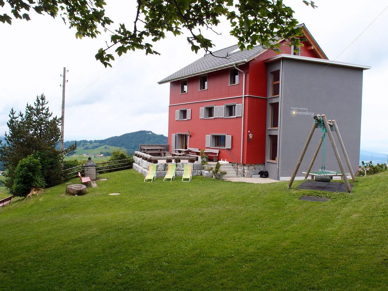 Naturfreunde- und Ferienhaus Sonnenberg - Egg SZ