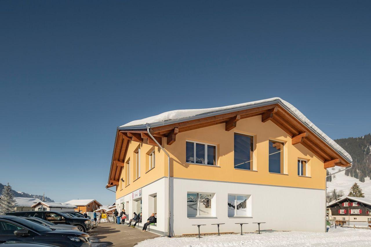 Langlaufzentrum Studen (SZ)