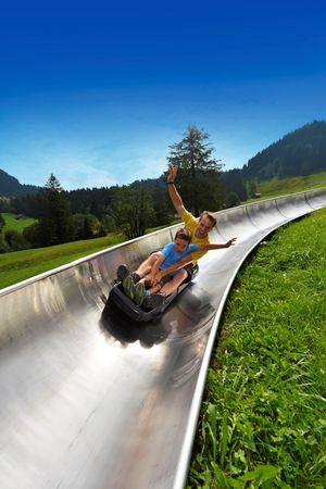 Rodelbahn «Stuckli Run»