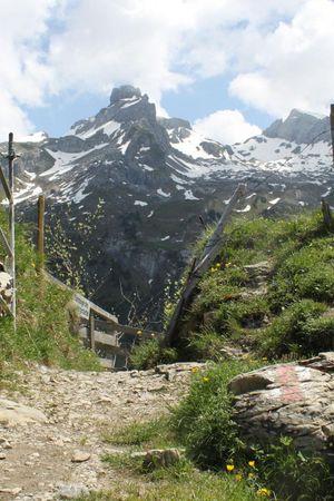 I) Etappe: Muotathal – Wannentritt - Stoos