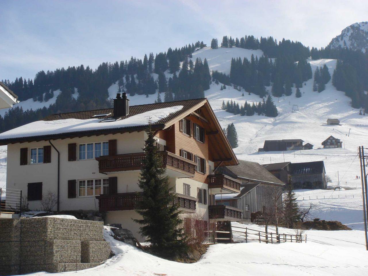 Chalet Moos, Hubli - Oberiberg, Ybrig