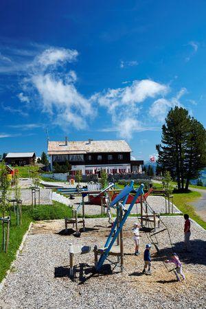 Berggasthaus Rigi-Scheidegg
