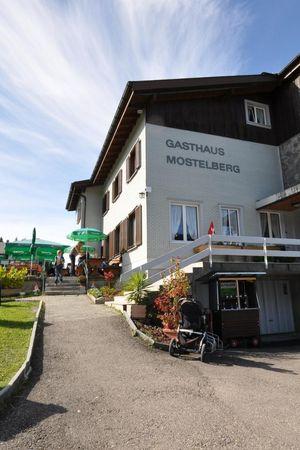 Berggasthaus Mostelberg - Sattel
