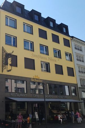 Bären by Schefer, Zunfthaus - Einsiedeln