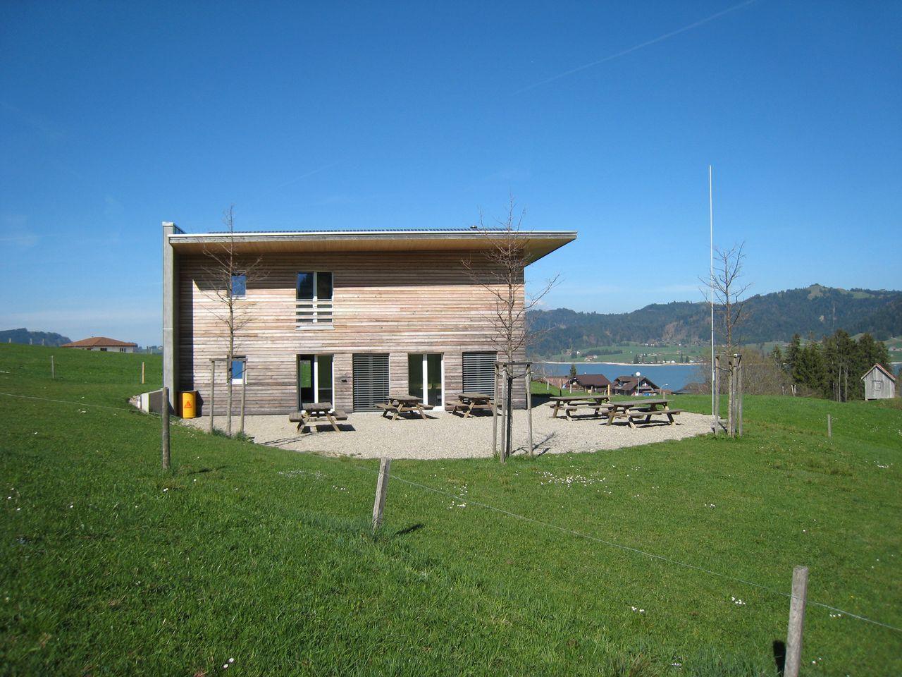 Pfadiheim Birchli - Einsiedeln