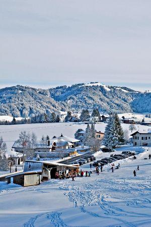 Skilift Schnabelsberg – Bennau
