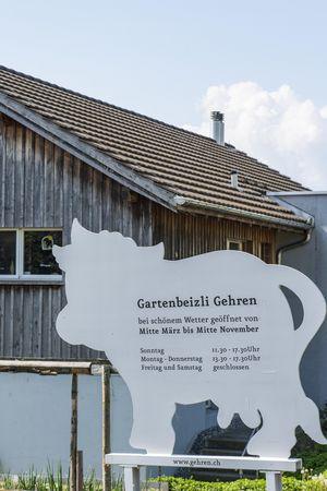 Gartenbeizli Gehren - Merlischachen