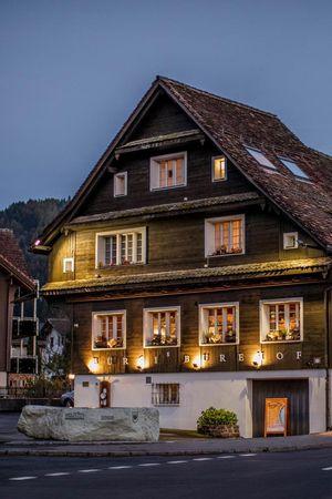 Bürgi's Burehof - Euthal