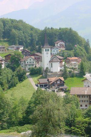 H) Abschnitt: Illgau - Muotatal
