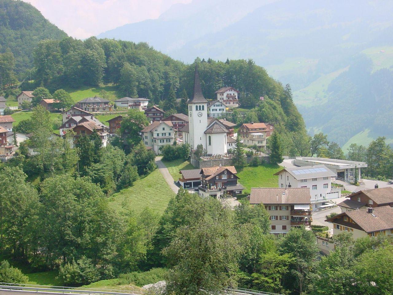 H) Etappe: Illgau - Muotatal
