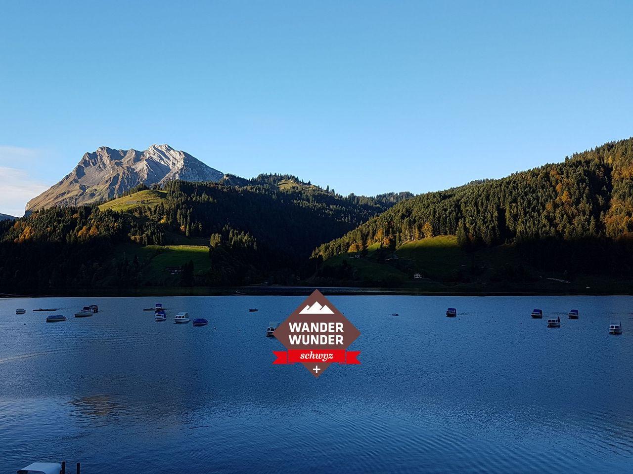 Wanderwunder Schwyz: Wägital Zindlen