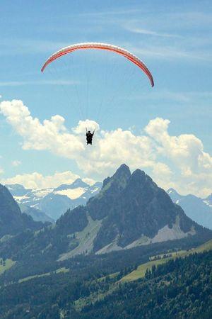 Paragliding Region Mythen