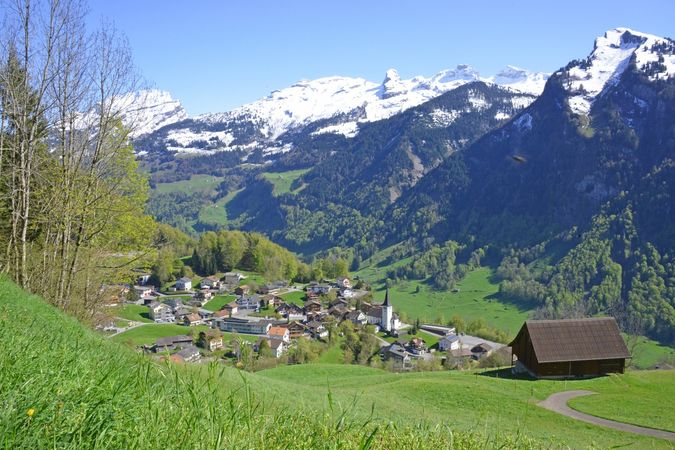 Etappe: Illgau - Muotathal | Schwyzer Tal- & Gipfeltour