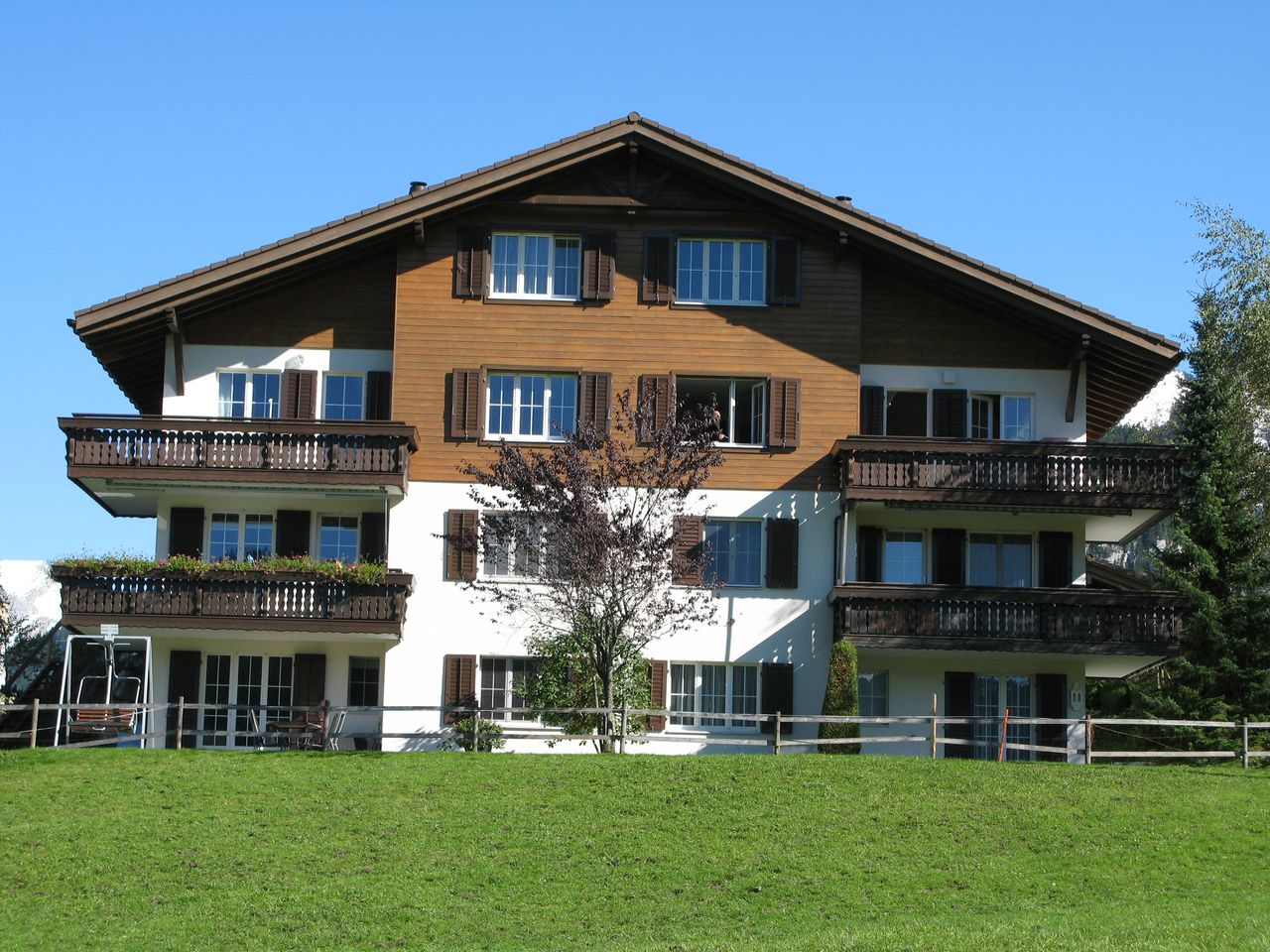 Chalet Moos 6, Wipfli - Oberiberg, Ybrig