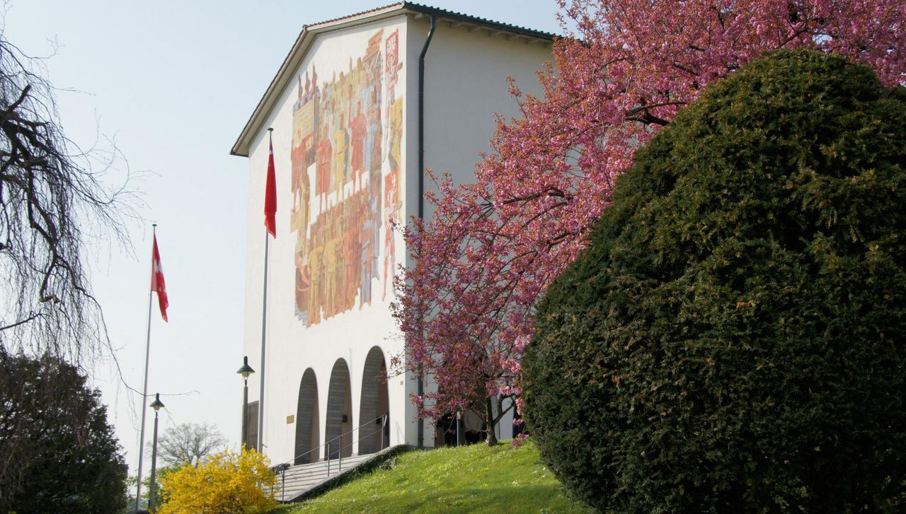Bundesbriefmuseum - Aussenansicht